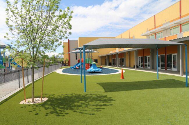 The Palmdale Aerospace Academy - Palmdale, CA